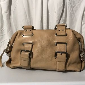 Kenneth Cole Purse pebbled leather